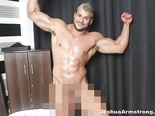 Hidden Cams;Muscle (Gay);Joshua Armstrong (Gay);HD Gays HYP N  0 VOYEUR WANK