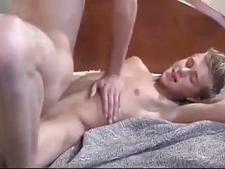 Twink (Gay);Bareback (Gay);Big Cock (Gay);Blowjob (Gay);Anal (Gay) Living his boydream