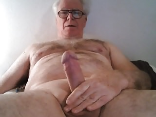 Man (Gay) Sitting in the nude