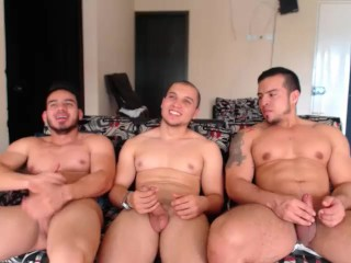 latin;big;cock;gay;chaturbate,Latino;Muscle;Big Dick;Group;Gay;Hunks;Amateur;Handjob;Webcam fit_dereks...