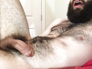 Amateur (Gay) Got a hairy...