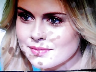 Cum Tributes (Gay);HD Gays Rose McIver Cum...