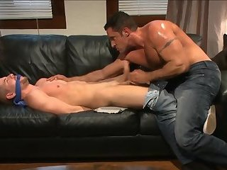 Anal,Bondage,Domination,bdsm,wax play,gay bdsm - Muscle...