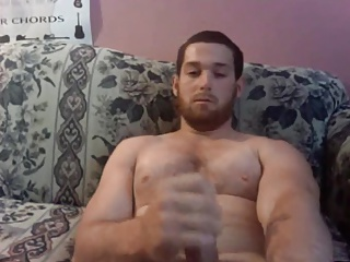 Men (Gay);Big Cocks (Gay);Handjobs (Gay);Masturbation (Gay);Muscle (Gay) Muscle dude...