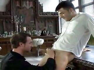 gay Man In Kilt Gets...