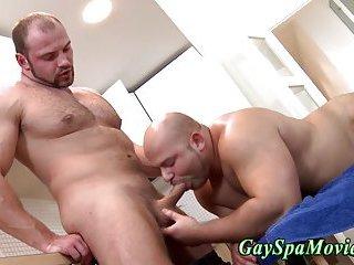 gay Chubby straighty...