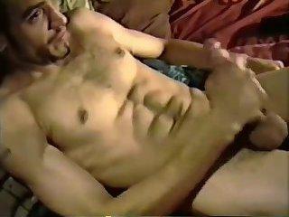 gay Latino dude cock...