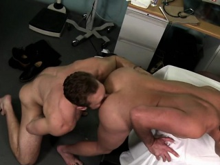 Blowjob (Gay),Gays (Gay),Hunks (Gay),Men (Gay) Muscle doctor...