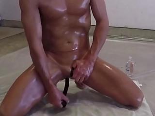 Amateur (Gay);Cum Tributes (Gay);Gaping (Gay);Masturbation (Gay);HD Gays Super deep with...