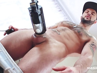 Hunks (Gay);Masturbation (Gay);Muscle (Gay);Sex Toys (Gay);Striptease (Gay);HD Gays Maskurbate Manuel...