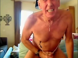 Amateur,Masturbation,Solo,Mature,gay Gramps is ready...