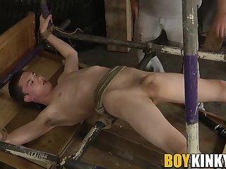 Masturbation,Bondage,Domination,Fetish,Twinks,Blowjob,oral sex,toys,BoyKinky,gay Sebastian Kane...